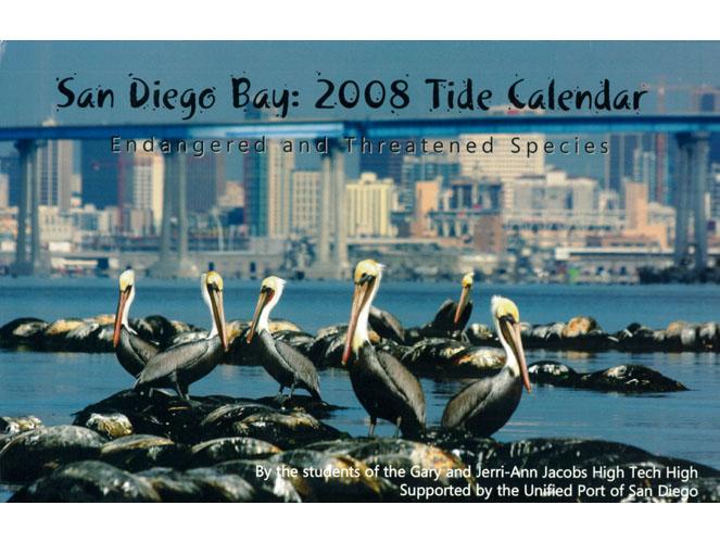 San Diego Bay 2008 Tide Calendar Models Of Excellence