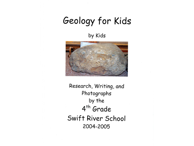 Help writting reports for geology