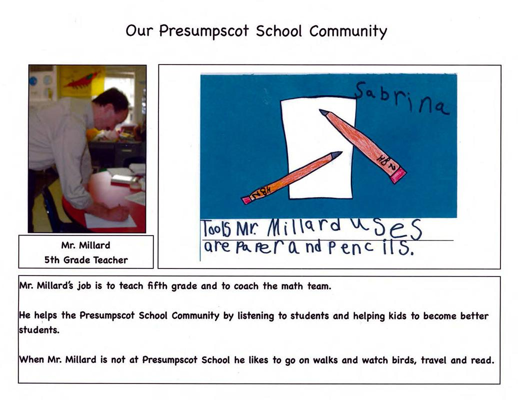 Presumpscot Community School