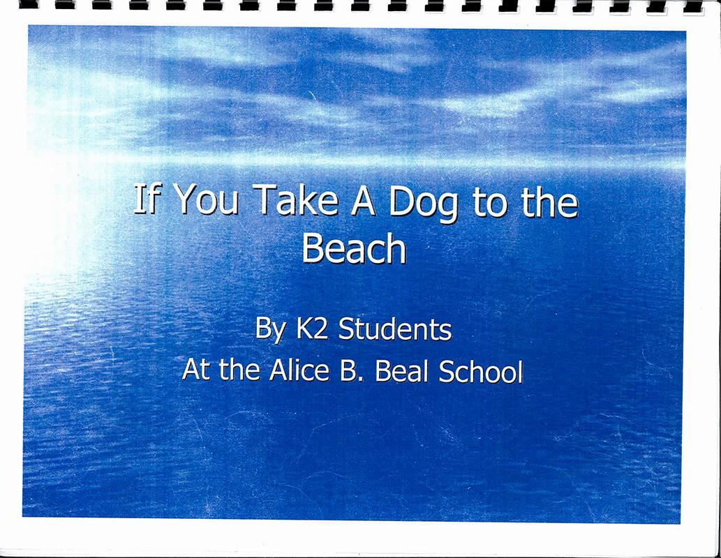 If you take a dog to the beach