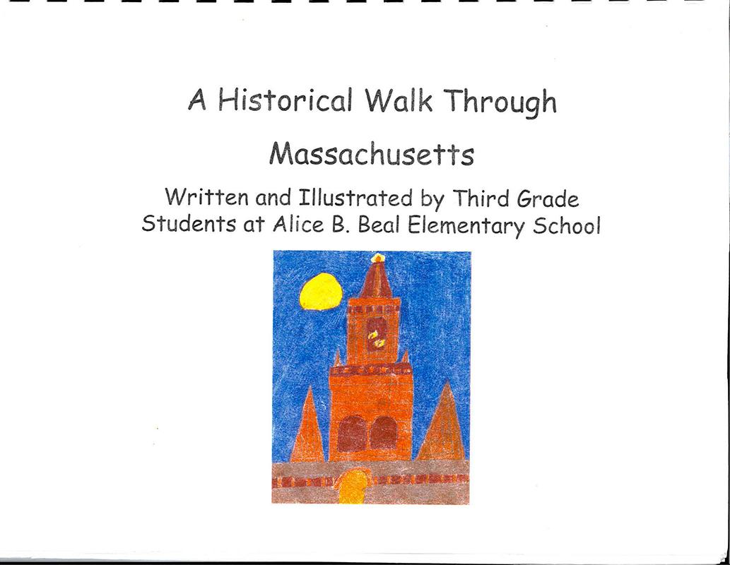 Historical Walk Massachusetts