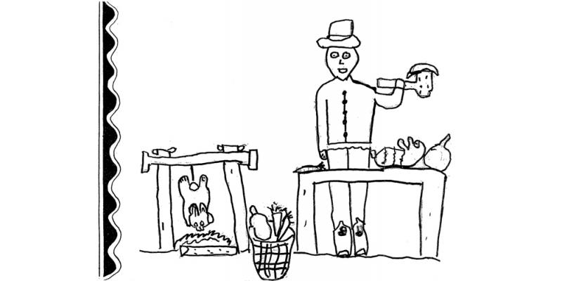 The Truth About Thanksgiving Coloring Book Models Of