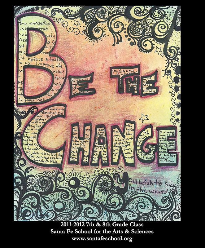 Be the Change 1