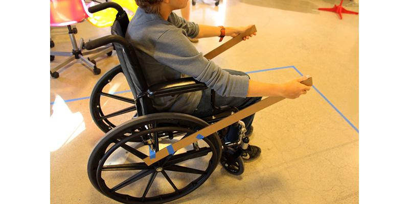 Wheelchair Hand Drive 2