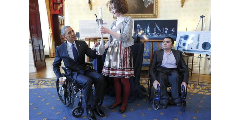 Wheelchair Hand Drive 8