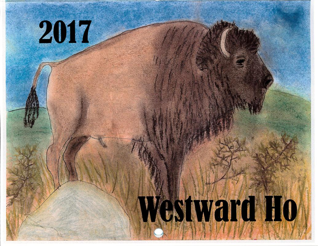 Westward Ho - 1