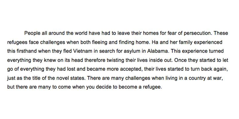 refugees essay questions I'm doing an essay on refugees who have escaped to australia and ended up being successful/well known people i know how i will write the body paragraphs but i'm stuck on how i should introduce the topic.