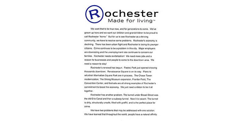Revitalize Rochester 1